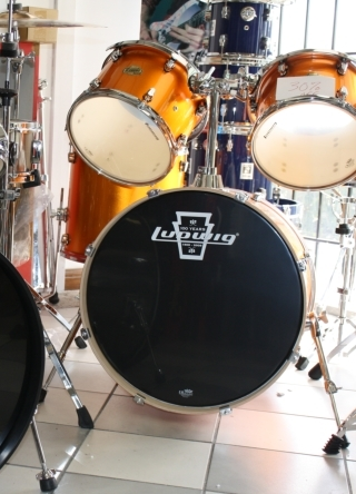 Jupiter Music has Ludwig drums